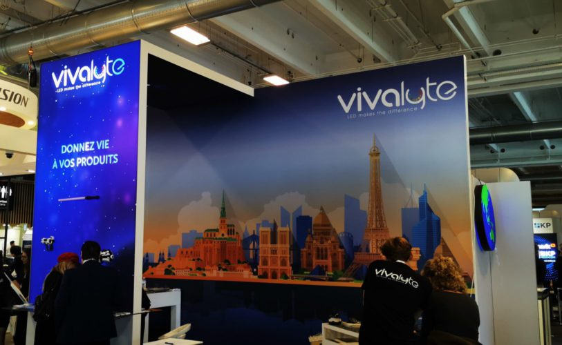 Dynamic Light and Smart Signage LED from Vivalyte