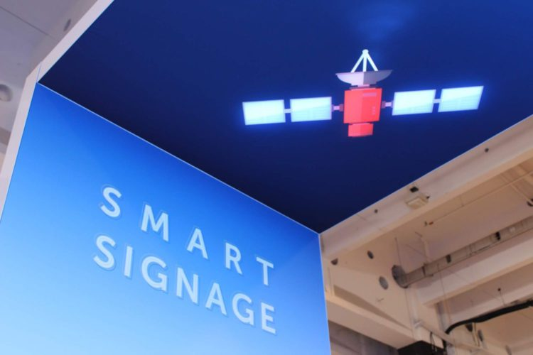 Smart Signage LED from Vivalyte