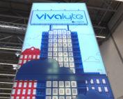 Vivalyte Magicor large format interactive led wall