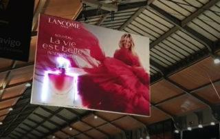 Dynamic RGB lichtbox Lancome Paris Vivalyte